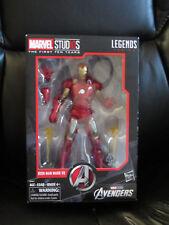 """Marvel Legends 6"""" MCU Studios First Ten Years Iron Man Mark VII 7 Avengers Mint"""
