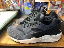 Nike Air Huarache Run Premium Anthracite Black Size US 10.5 Men 704830 016 New