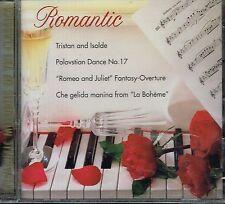 CD album: romantic melodies of the classic: romantic. intersound. C5