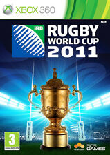 Rugby World Cup 2011 ~ XBox 360 Game (in Good Condition)