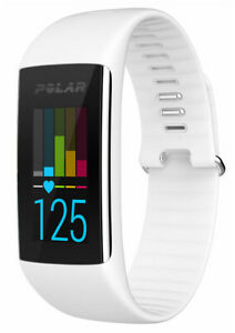Polar A360 Activity Monitor with HRM Small - White