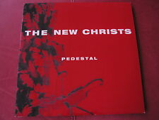 "The New Christs - Pedestal 1994 Lance Rock Records Radio Birdman 10"" E.P."