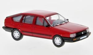Brekina PCX870076 VW Passat B2 rot, 1985, H0, Neu 2021