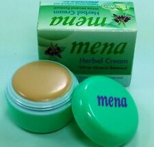 1 PACK MENA NATURAL WHITE PEARL CREAM WHITENING 3 G. X 1
