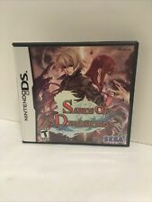 Sands of Destruction (Nintendo DS, 2010) Complete