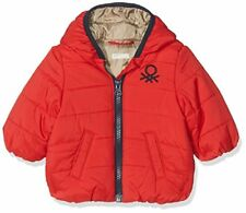 Vestiti rossi United Colors of Benetton per bambino da 0 a 24 mesi