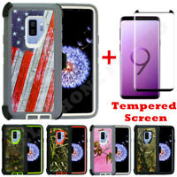 100% authentic 0920a 9d8c8 Samsung Galaxy S9 S10 Plus Camo Case Cover, Clip Fits OTTERBOX ...
