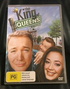The King of Queens : Season 3 (DVD, 2008 4-Disc Set)Very Good Condition Region 4