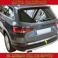 Cromado Protector paragolpes para Seat ATECA 2016+