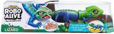 Zuru Robo Alive Lurking Lizard Robotic Toy - Green/Blue
