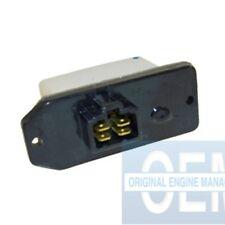 HVAC Blower Motor Resistor Original Eng Mgmt BMR4