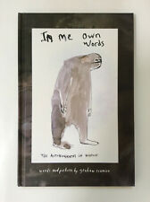 The Autobiography of Bigfoot In Me Own Words by Graham Roumieu Hardback - Humor!