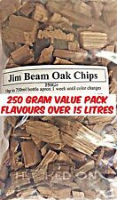QB Jim Beam Chips - 1 kg BULK - Bourbon Barrel, Yeast Home Brew Spirit EZ