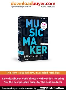 MAGIX Music Maker 2020 Premium - [Boxed]