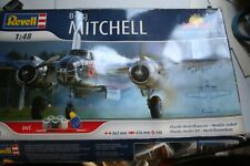 Revell  1:48 Red Bull B25 j Mitchell Model Aircraft Kit