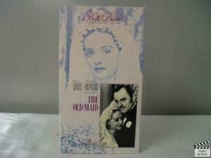 The Old Maid - Bette Davis Signature Collection VHS Bette Davis, Miriam Hopkins
