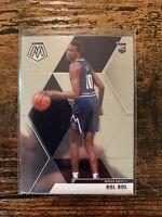 2019-20 Panini Mosaic Bol Bol RC SILVER #222 Rookie Denver Nuggets