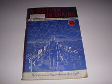 A NATION IN CHAINS Post WWII Digest, 1st Printing, February, 1945, Chain Stores!