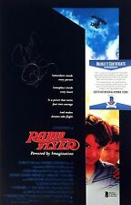 Richard Donner Radio Flyer Movie Poster Autographed Signed 8x12 Photo BAS C13951