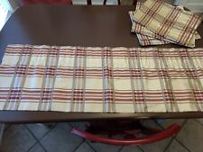 Country Curtains Greenwich Plaid Valances