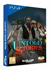 Lovecraft's Untold Stories [UK Import] PS4 Playstation 4 ALTRI