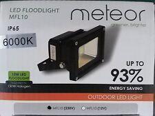 METEOR ecologici più luminoso MINI IP65 10W LED RIFLE
