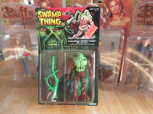 Kenner Camouflage Swamp Thing Figure