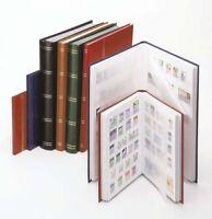 Lindner 1175 - R Einsteckbuch Elegant-rot