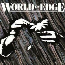 WORLD ON EDGE World On Edge CD Album 1990 RAR & WIE NEU 90s Synth-Pop Klassiker!
