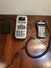 First Data Fd100 Ti and Fd-10 Pin Pad Credit Card Terminals
