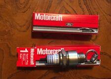 Quantity 2 Motorcraft Spark Plug A7CLM - 2/4 Stroke Small Engine