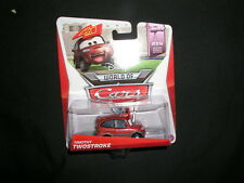 disney cars Timothy Twostroke  RSN Racing sports network series diecast   NEW