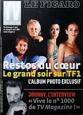 Mag 2006: CLAIRE KEIM_JOHNNY HALLYDAY_MISS FRANCE_Pierre PALMADE