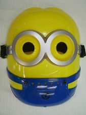 Minion Mask New Despicable Me Masquerade Costume Fancy Dress Party Superhero