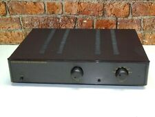 Musical Fidelity Elektra E1 Vintage Hi Fi Separates Integrated Stereo Amplifier