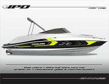 Black Diamond Plate Yamaha Jet Boat Exterior Traction Mats AR 230 HO// SR230 HO// 232 Ltd//SX230 HO//SX 230 2007 2008 2009