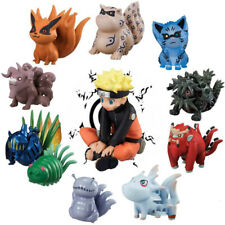 Naruto Set of 11 Beasts Figures Kids Action Toys Animals Figurines Statue Anime