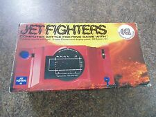 JET FIGHTERS CGL HANDHELD TABLETOP GAME 1982 100% COMPLETE AND WORKING V NICE
