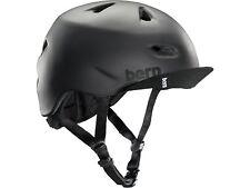 Bern Unlimited Brentwood Cycling Helmet (Matte Black / Medium Size)