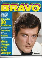 BRAVO Nr.45 vom 2.11.1970 Shocking Blue, Alain Delon, Roger Moore, Uschi Glas...