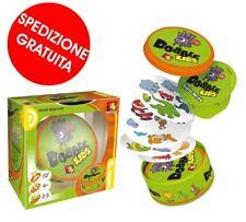 Gioco Dobble Kids Divertente Carte Rotonda Tavola Piccini Italiano Asterion 8231
