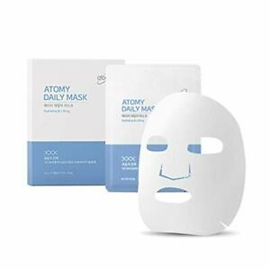 Korean Atomy  Daily Mask Sheet for Hydrating & Lifting, 10 Pack