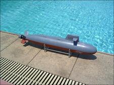 Red Shark U-Boot Komplett Bausatz
