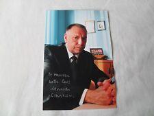 KENNETH CRANHAM - autographed photo signed by Kenneth Cranham