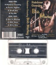 BOB MARLEY Rainbow Country   RARE  cassete  COLLECTORS