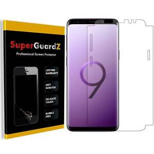 Samsung Galaxy Note 9 / S9 / S9+ Plus [5D Full Coverage] Screen Protector Film