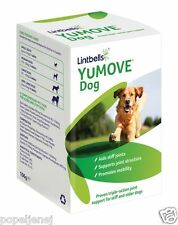 Lintbells Yumove Dog Supplement Tablets 60/120/300 Joint Aids Stiff Mobility Pet