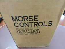 NEW MORSE CONTROLS HELM PUMP A303946 E303600-B 004132 NEW OLD STOCK