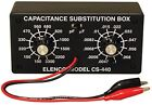 Elenco K-38 Capacitor Substitution Box Soldering Kit (UNASSEMBLED)