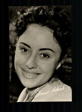 Caterina Valente Progress Verlag 50er Jahre Postkarte Nr. 382 + P 7238